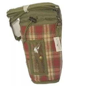 Longaberger Homestead Wine Insulated Bag & Opener